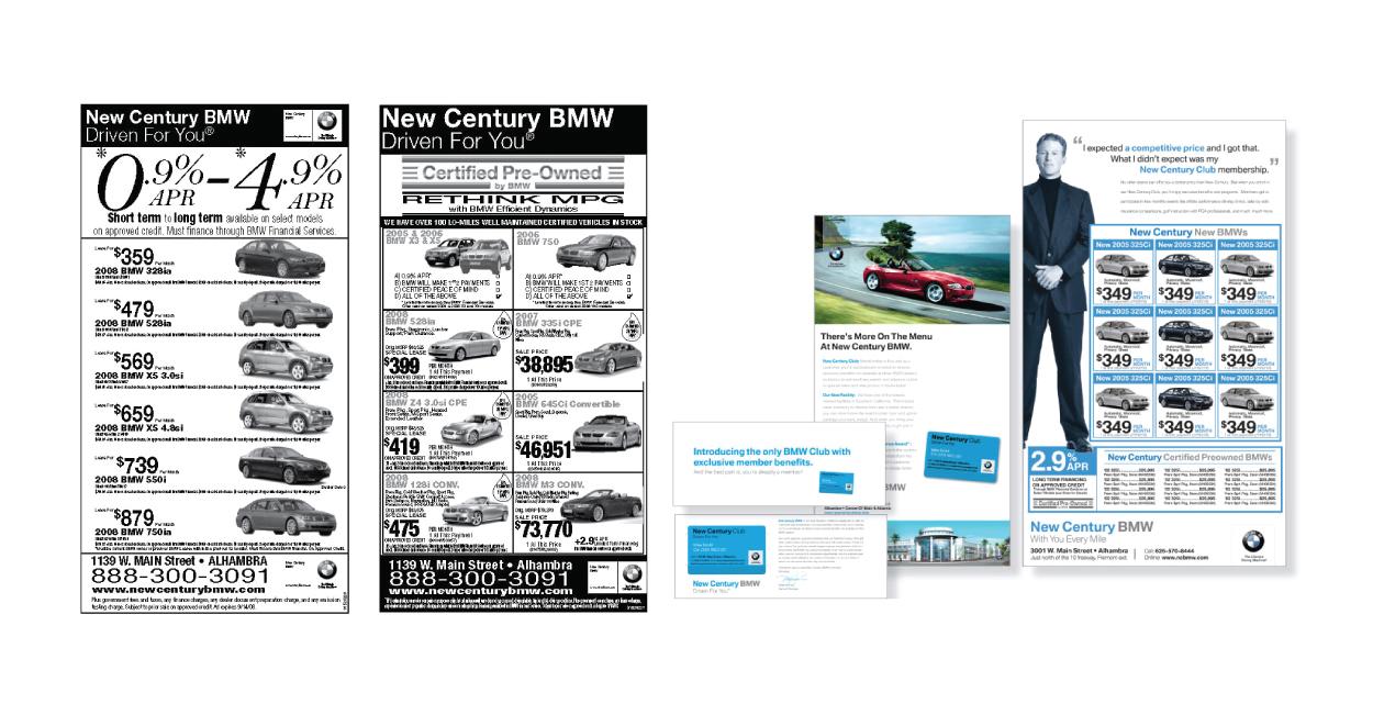 auto ad design